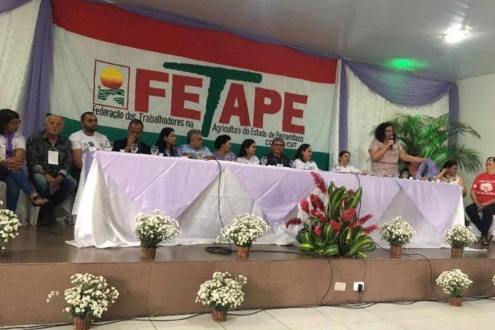 Marcha das Margaridas 2019 é lançada em Pernambuco