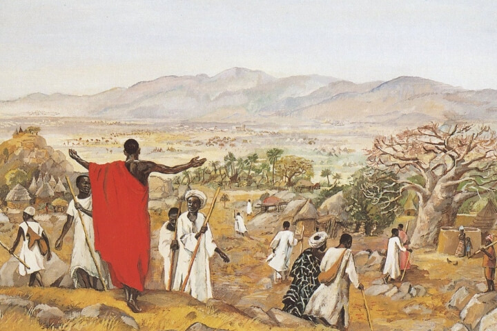 É Natal: Deus visitou seu povo e o libertou