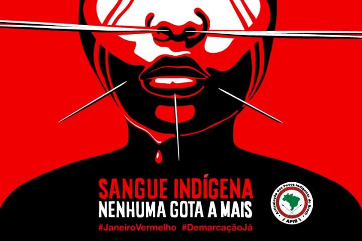 Sangue Indígena: Nenhuma gota a mais!