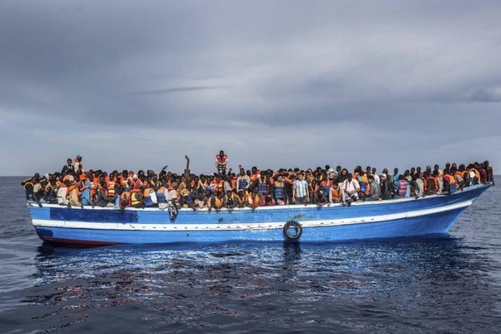 30 mil migrantes morreram no mundo em travessias irregulares