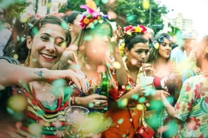 É carnaval, mas não vale violar direitos humanos!