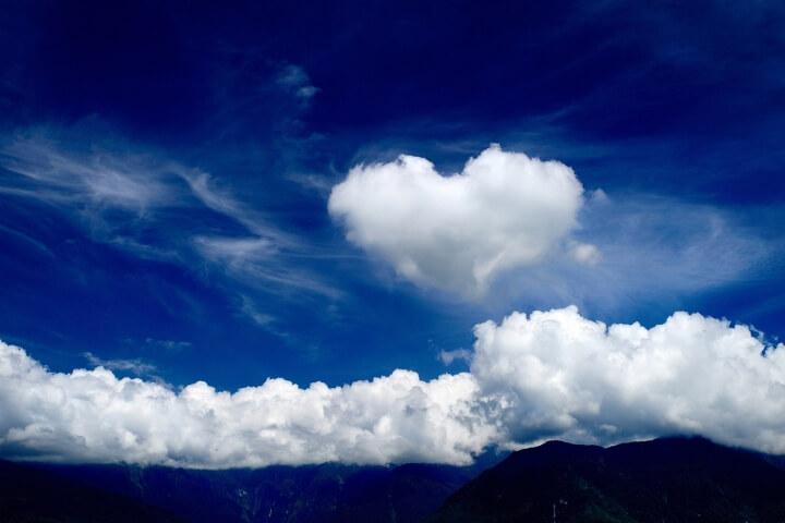Coração divinizado