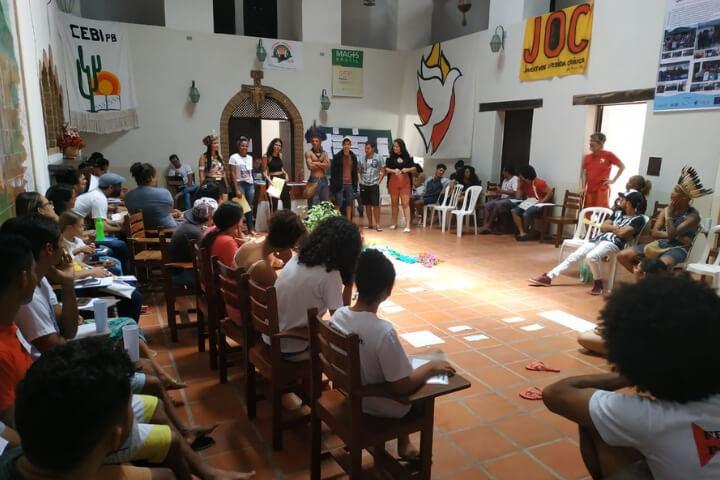 Paraíba e Pernambuco: Acampamento das Juventudes e Espiritualidades