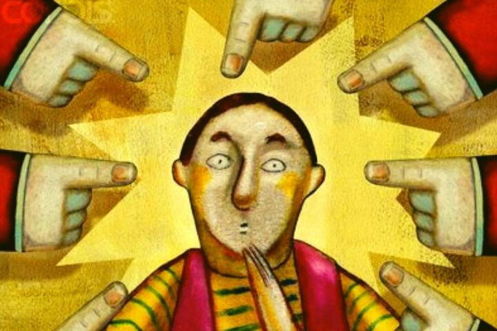 Reflexão do Evangelho: Quem é o culpado?