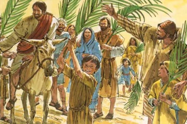 """Domingo de Ramos: """"Bendito aquele que vem em nome do Senhor!"""""""