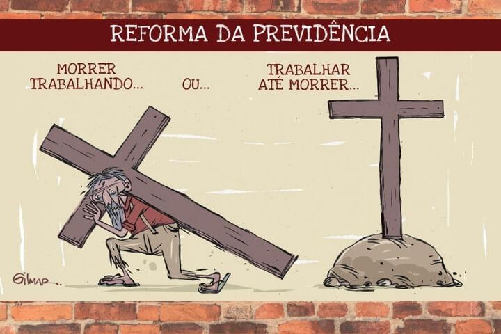 """""""Reforma"""" da Previdência, projeto de vida ou de morte?"""