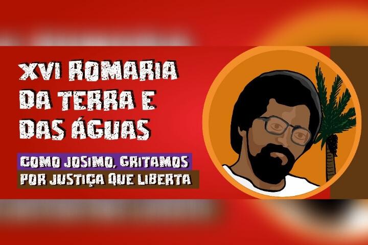 Romaria Padre Josimo entoa grito por justiça no campo e na cidade