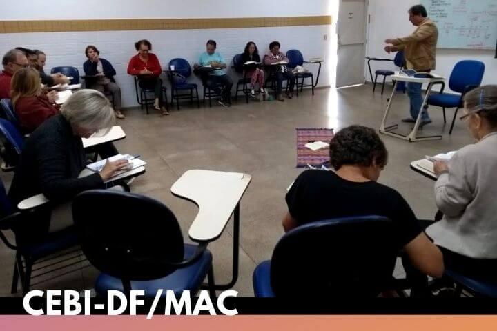 CEBI-DF/MAC e UCB realizam mais um encontro de estudo bíblico em Taguatinga