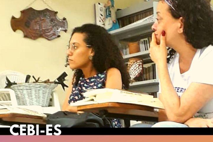 CEBI-ES reúne juventude para estudar o Evangelho da Comunidade de João