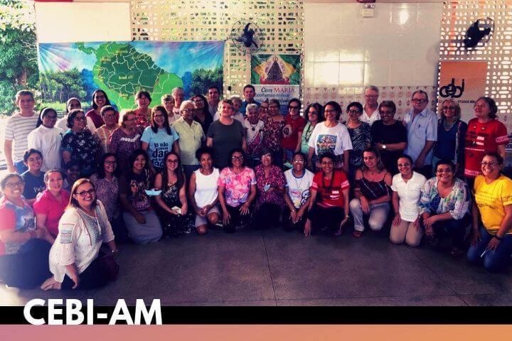 """CEBI-AM e CRB promovem formação sobre """"Leitura Bíblica no chão Amazônico"""""""