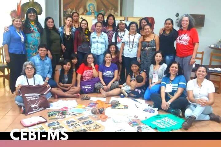 CEBI-MS realiza encontro com mulheres indígenas do cerrado