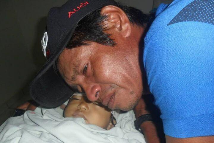 Bebê morto com tiro na cabeça é um cruel símbolo da situação dos povos indígenas no Brasil