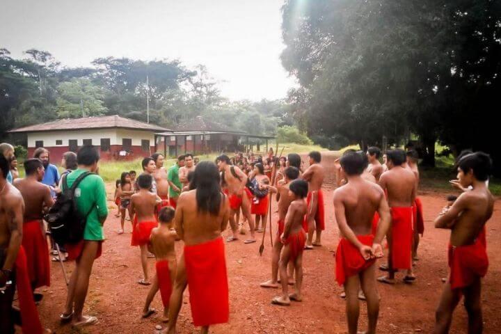 O povo indígena Wajãpi: Guardiões e guardiãs da Mãe Terra