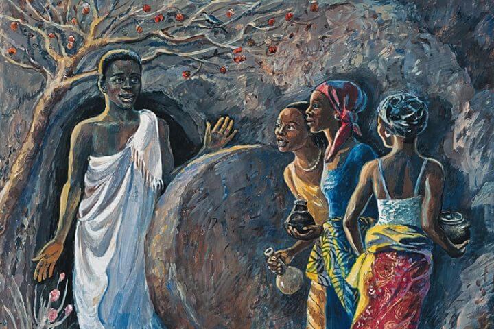 A visita de Maria a Isabel: Alegria no Espírito!