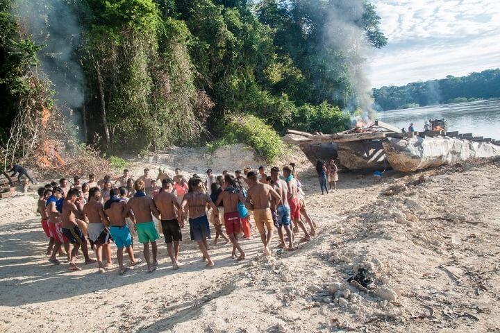 Ameaças ao povo Munduruku se intensificam