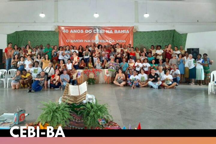 CEBI-BA comemora 40 anos