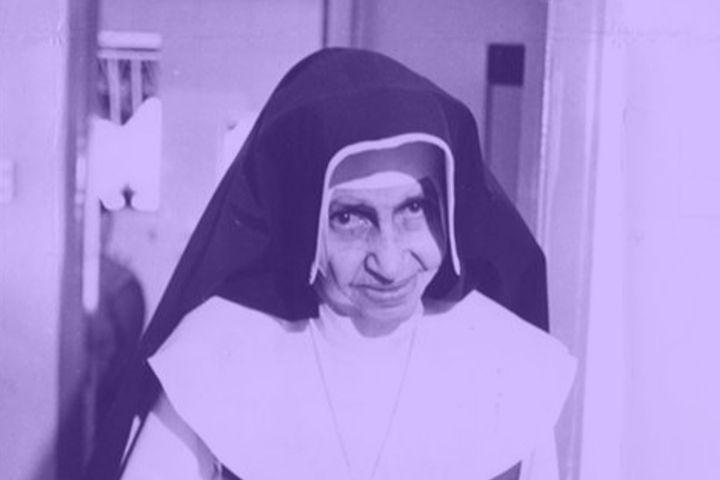 Papa Francisco oficializa Irmã Dulce como Santa Dulce dos Pobres