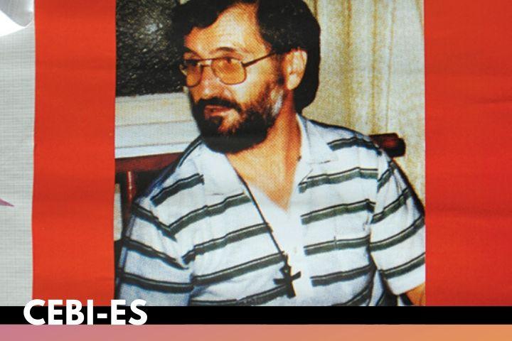 CEBI-ES celebra a memória de 30 anos do martírio de Pe. Gabriel