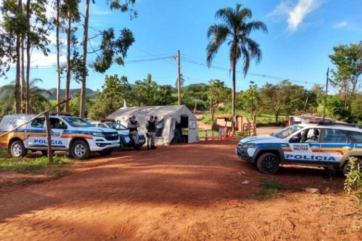 Violência e assédio na invasão da PM nos Acampamentos Pátria Livre e Zequinha, em MG