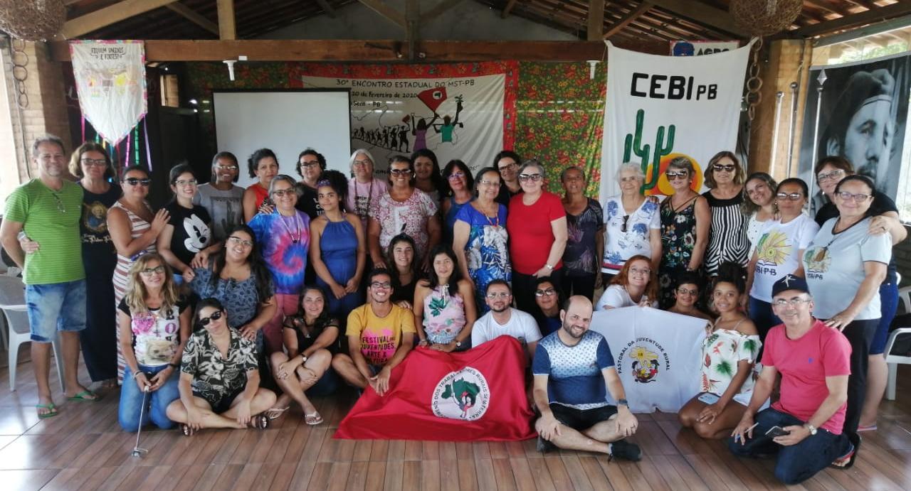 CEBI PB: Comunidades cristãs e a construção da democracia na perspectiva da hermenêutica feminista.
