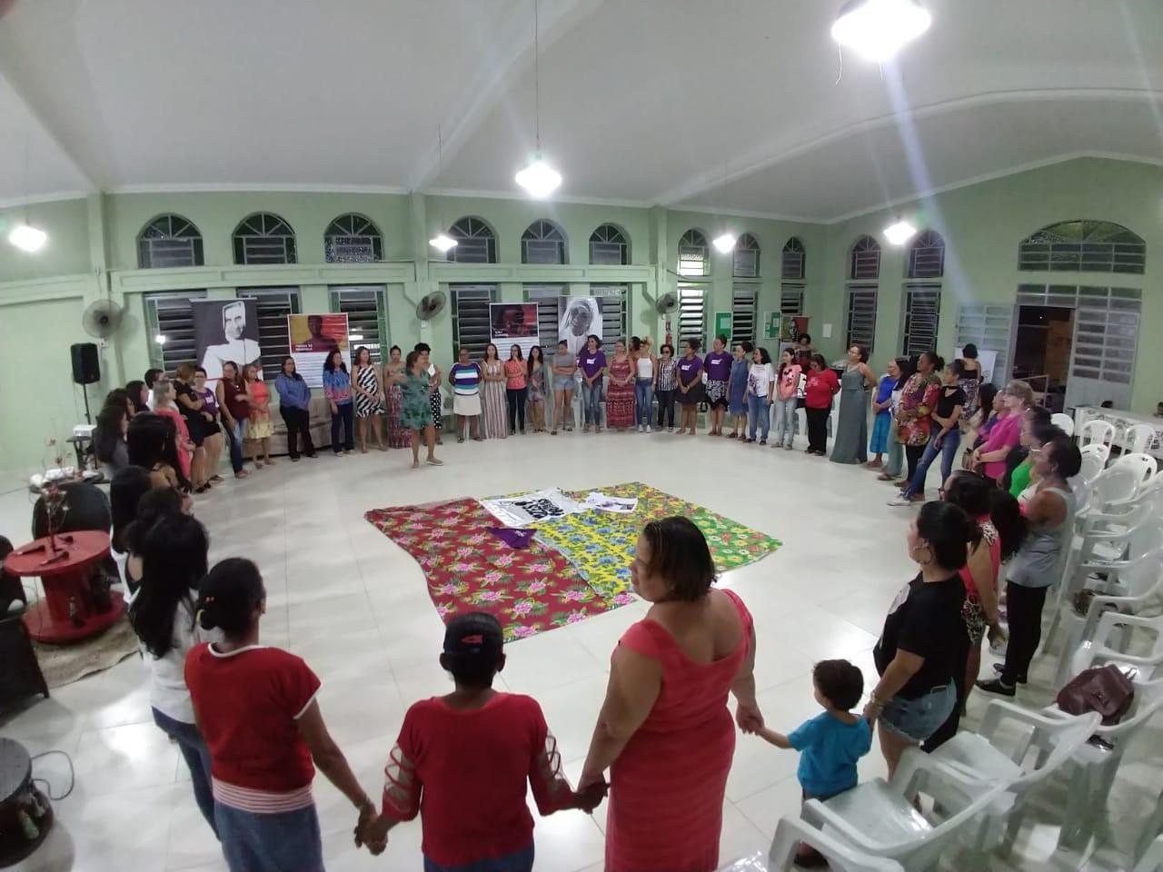 Encontrão de mulheres CEBI PE – Mulher e fé: por uma leitura bíblica libertária.