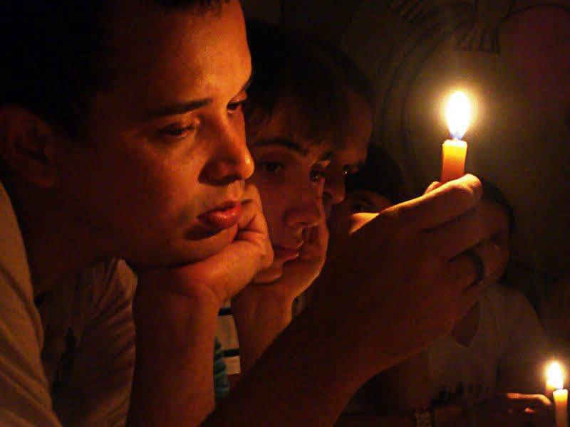 Quinta feira Santa: O apagão litúrgico – Reginaldo Veloso.