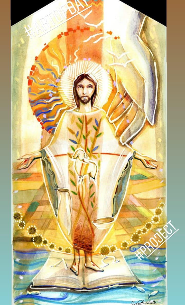 Acreditar no Ressuscitado.