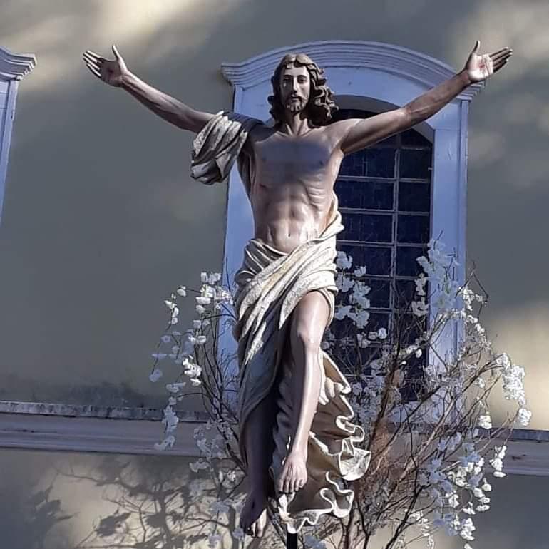 A ressurreição de Jesus, razão de nossa esperança.
