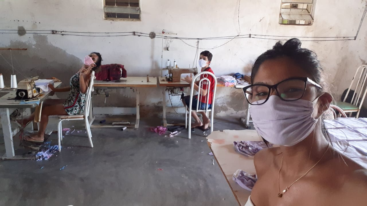 PJR: solidariedade em tempo de pandemia.