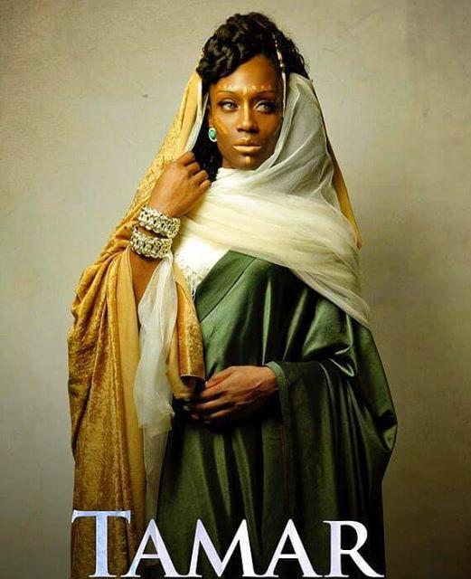 """Tamar – A primeira das mães """"nada ortodoxas"""" da genealogia de Jesus."""