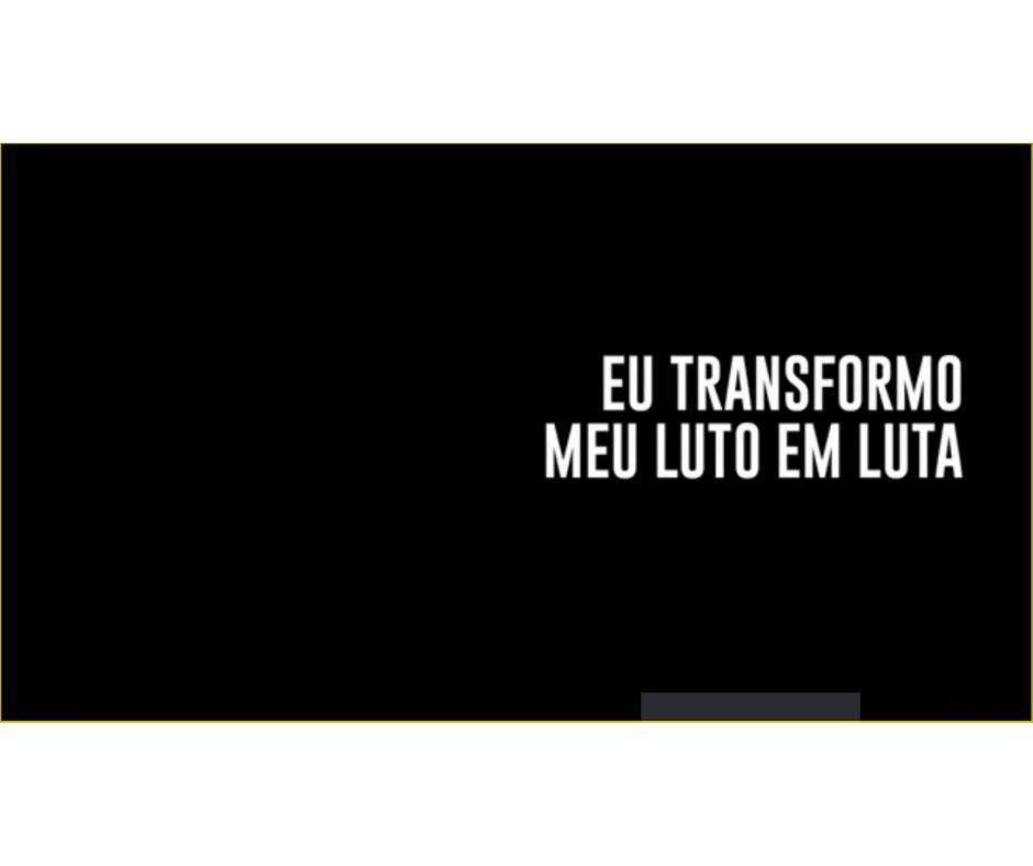 """O CEBI Nacional adere à campanha """"Eu transformo meu luto em luta."""""""