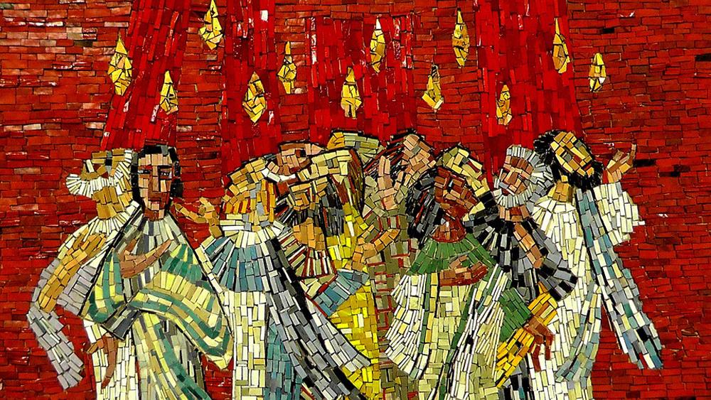 De Babel a Pentecostes: travessia…