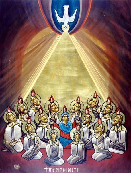 Pentecostes: em tempo de Páscoa morre o velho para surgir o novo! Artigo de Mauro Morelli