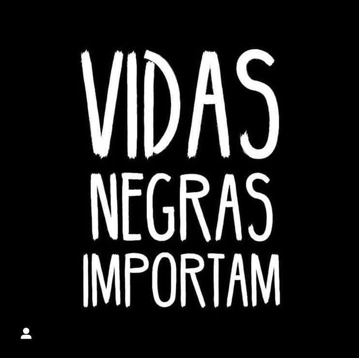 #Vidas Negras Importam!