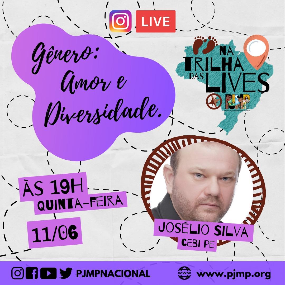 Live da PJMP Nacional tem participação do CEBI Pernambuco