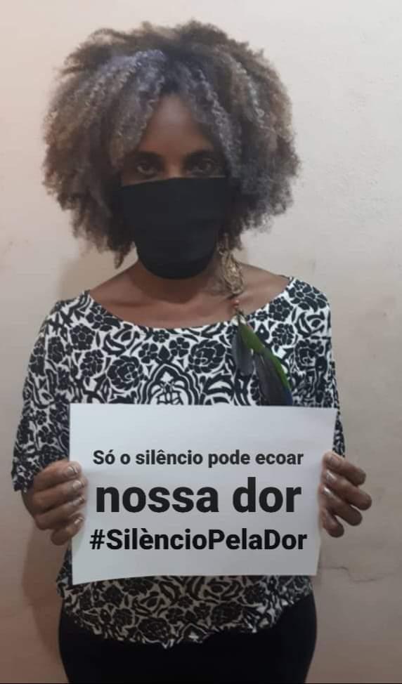 """Da Guatemala e Cuba chegam mensagens de apoio à Campanha """"Só o Silêncio pode ecoar nossa dor!"""