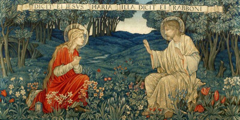 Reflexão do Evangelho: Festa de Santa Maria Madalena