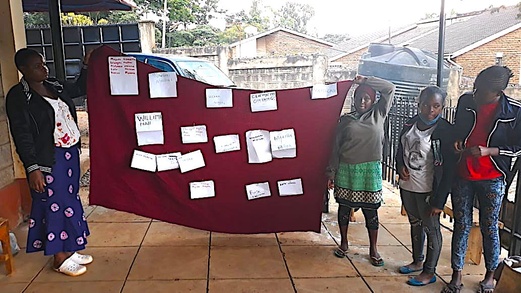 A Leitura Popular da Bíblia  no Quênia
