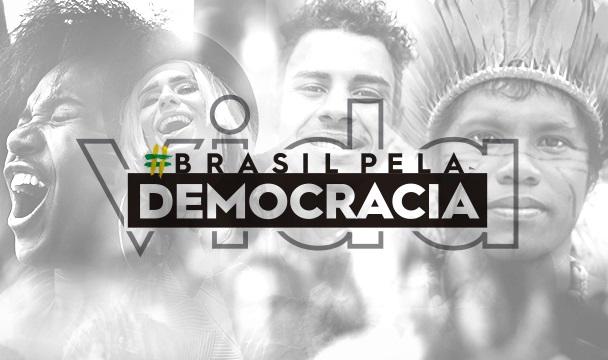 CONIC e outras dezenas de entidades lançam campanha pró-democracia