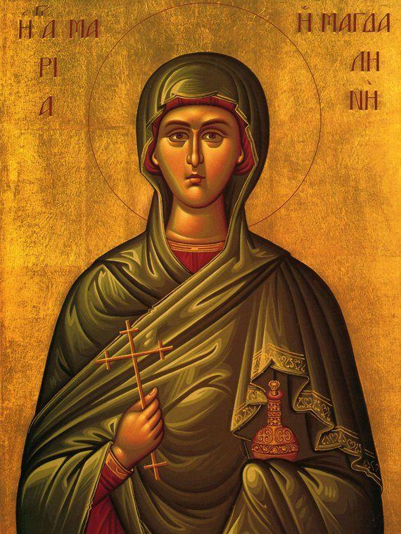 Santa Maria Madalena, Rogai por nós!
