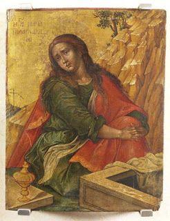 Vozes que desafiam. Celebração da Festa de Santa Maria Madalena
