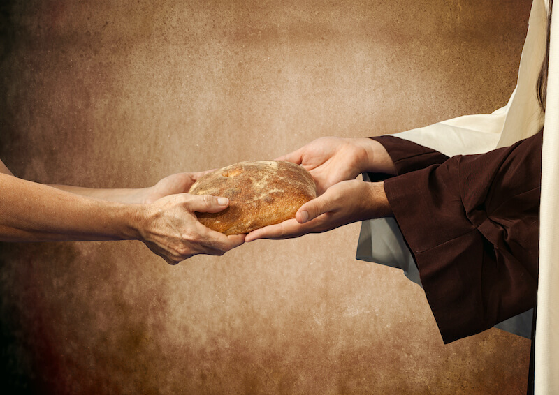 Reflexão do Evangelho: Dai-lhes vós mesmos de comer…