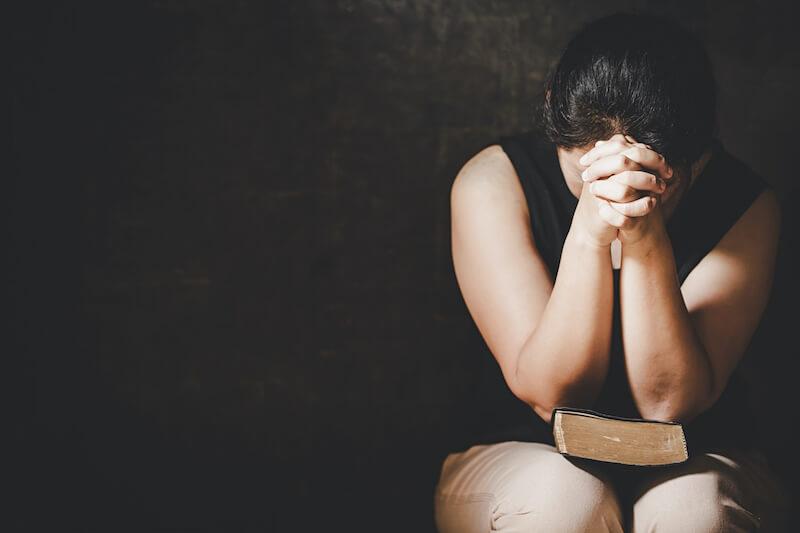 Reflexão do Evangelho: Segura na mão de Deus!