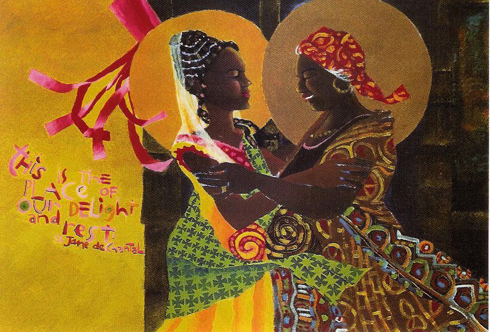 Reflexão do Evangelho: A visita de Maria a Isabel – Alegria no Espírito!