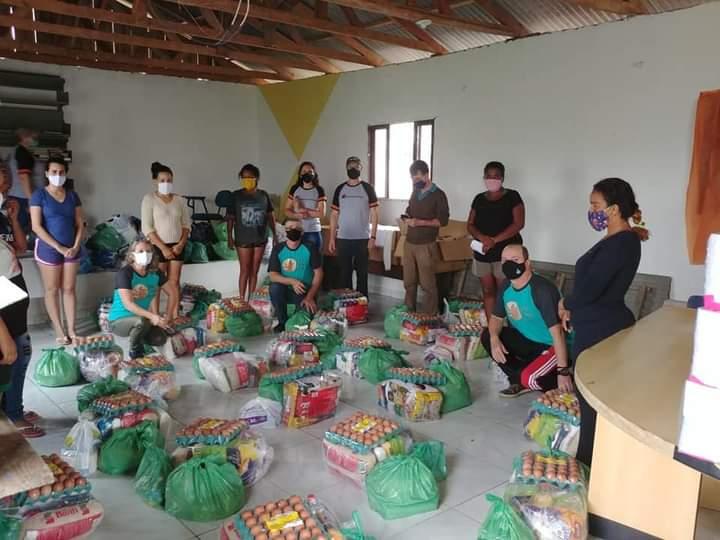 CEBI Sub-região de Joinville presta assistência à comunidade quilombola