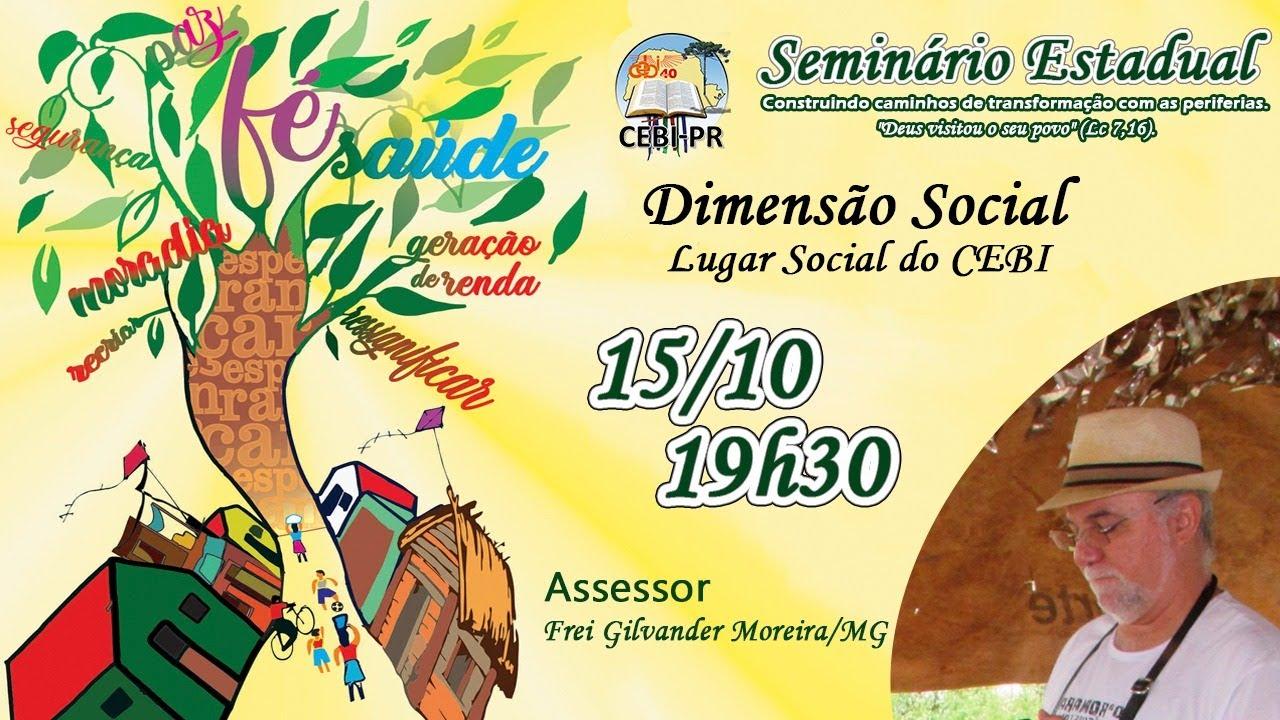 CEBI Paraná – 2ª etapa do Seminário Estadual preparatório à Assembléia Nacional do CEBI