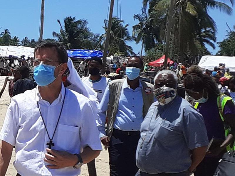 Moçambique. O drama dos deslocados pela guerra em Cabo Delgado