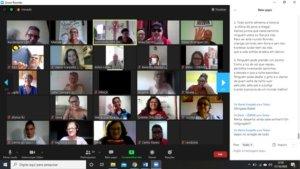 CEBI: representantes estaduais se encontram em Roda de Conversa virtual para compartilharem experiências