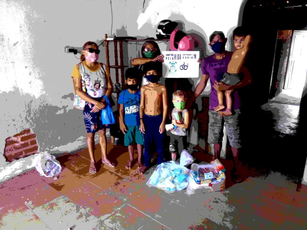 CEBI Pernambuco realiza ações de enfrentamento à Pandemia