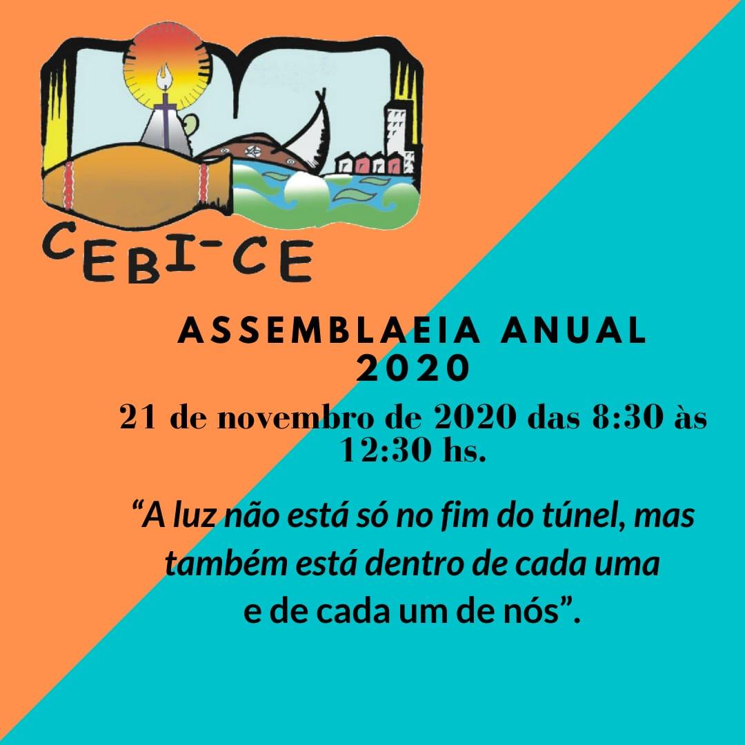 Assembléia Anual do CEBI Ceará